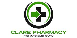 Clare Pharmacy Richard Elkhoury