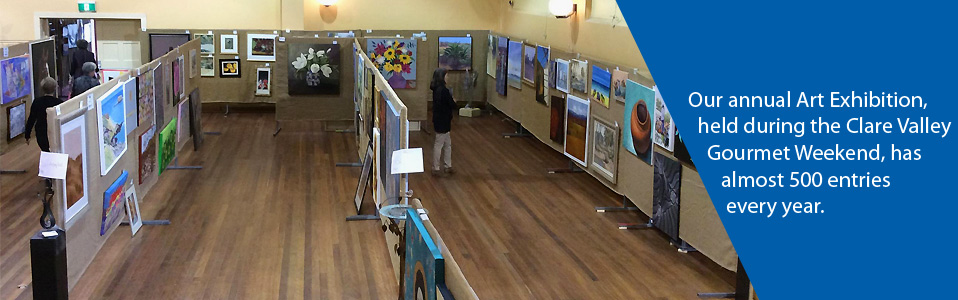 Clare Rotary Art Exhibition